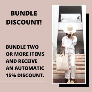 Other - Bundle for a discount!